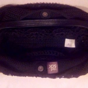 The Sak Designer Crocheted Purse